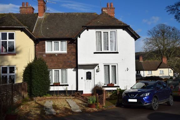 Thumbnail End terrace house for sale in Arcot Park, Sidmouth
