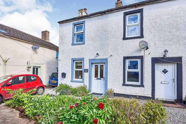 Thumbnail End terrace house for sale in William Street, Wigton, Cumbria