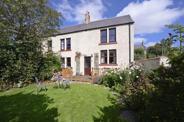Thumbnail Detached house for sale in Kirkhill, Kirkgate, Chirnside, Duns