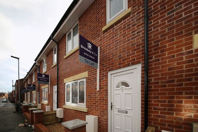 Thumbnail Terraced house to rent in Chatham Street, Ince, Wigan