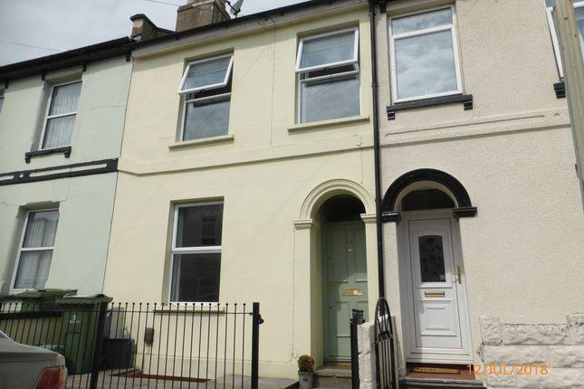 Thumbnail Terraced house to rent in Cleeveland Street, Cheltenham