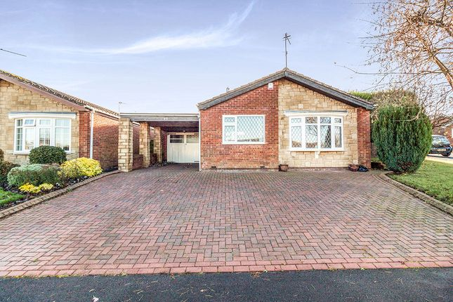 Thumbnail Bungalow for sale in Magenta Crescent, St Johns Estate, Newcastle Upon Tyne