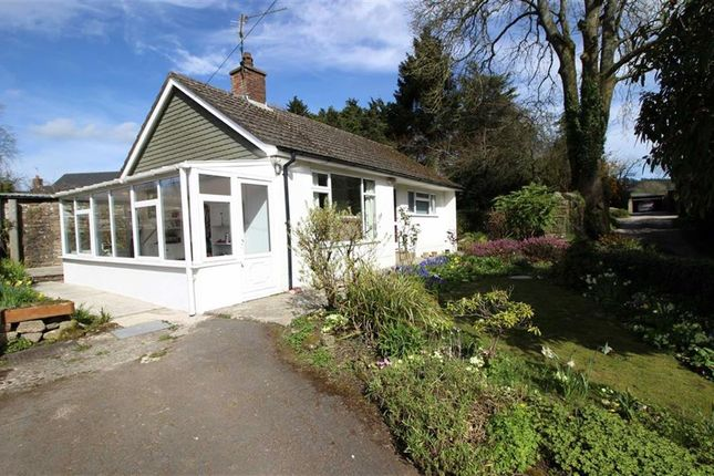 Thumbnail Bungalow for sale in Trelleck, Monmouth