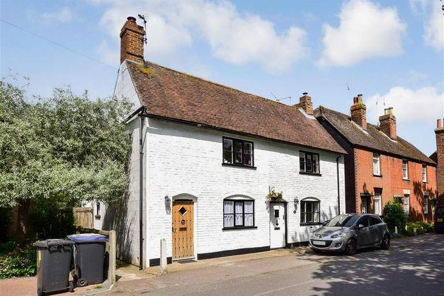 2 bed semi-detached house for sale in Bekesbourne Lane, Littlebourne, Canterbury, Kent CT3
