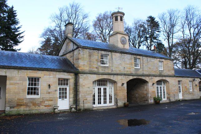 Mitford Hall Estate, Mitford, Morpeth NE61