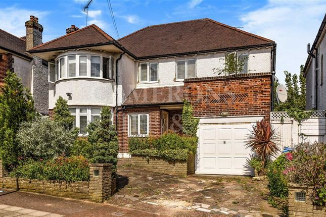 Thumbnail Detached house for sale in Bryan Avenue, Willesden, London