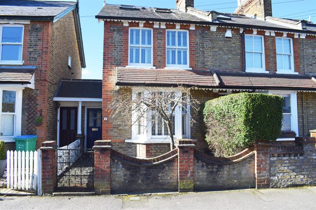 3 bed semi-detached house for sale in Burtons Road, Hampton Hill, Hampton