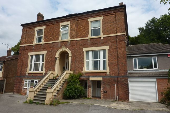 1 bed flat to rent in The Woodlands, The Orchard, Belper DE56
