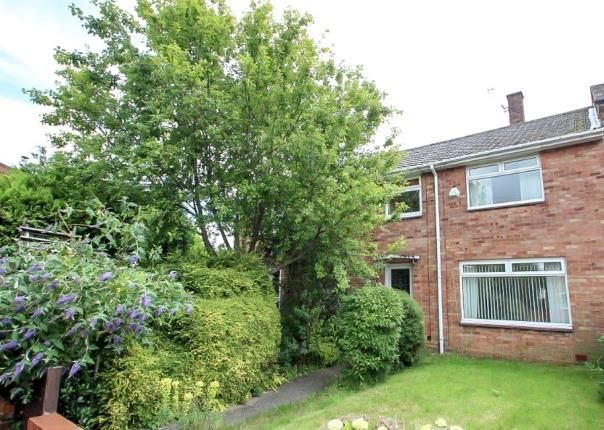 Thumbnail Terraced house for sale in Aln Walk, Gosforth, Newcastle Upon Tyne, Tyne And Wear