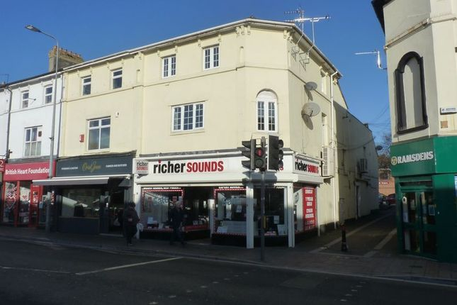 Thumbnail Block of flats for sale in West Lee, Cowbridge Road East, Cardiff