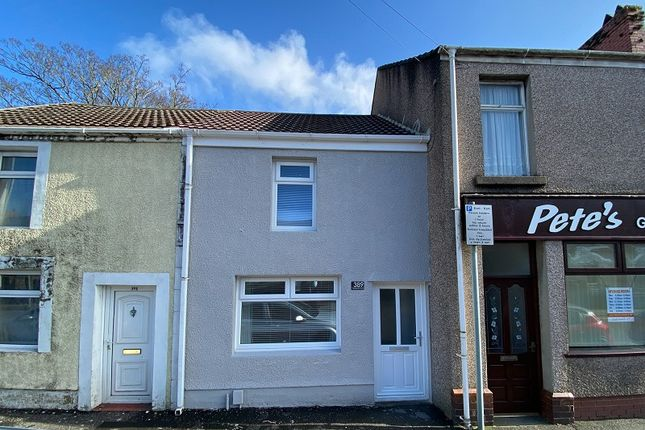 2 bed terraced house to rent in Llangyfelach Road, Brynhyfryd, Swansea, City And County Of Swansea. SA5