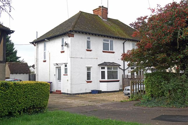 Thumbnail Semi-detached house for sale in Tristram Road, Hitchin