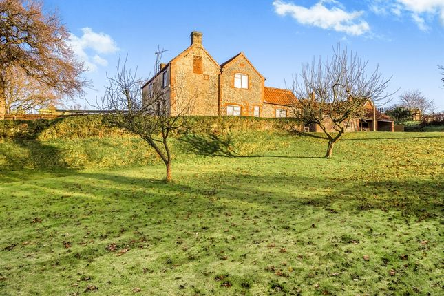 Thumbnail Detached house for sale in Ramsgate Street, Edgefield, Melton Constable