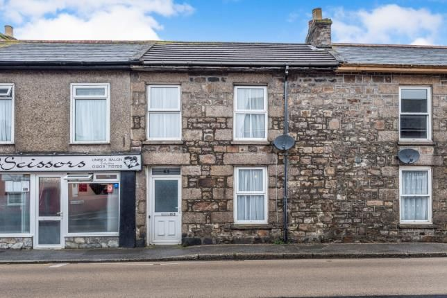 Thumbnail Terraced house for sale in Camborne, .