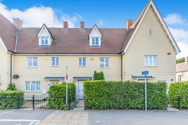 Thumbnail Terraced house for sale in Mill Road, Colchester