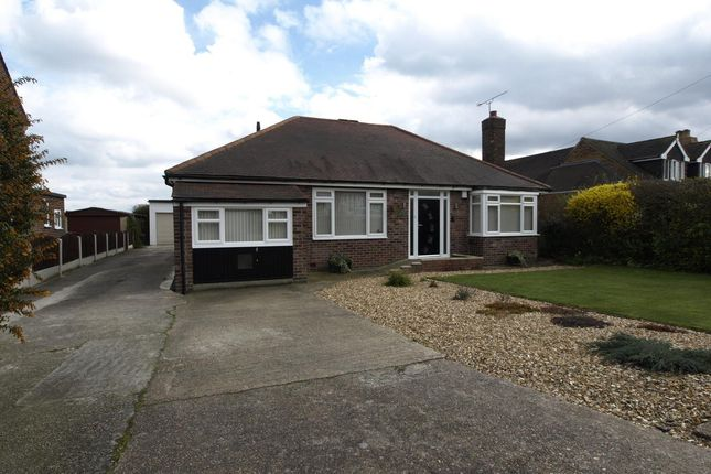 Thumbnail Detached bungalow for sale in Munsbrough Lane, Greasbrough, Rotherham