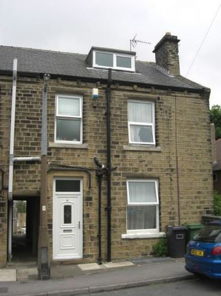 Thumbnail End terrace house to rent in Primrose Hill Road, Primrose Hill, Huddersfield