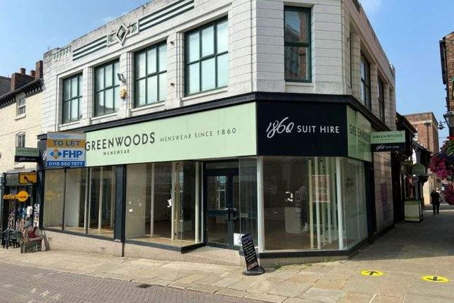 Thumbnail Retail premises for sale in 9-9B Packers Row, 9-9B Packers Row, Chesterfield