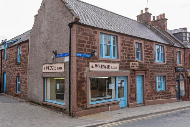 Retail premises for sale in Turiff, Aberdeenshire