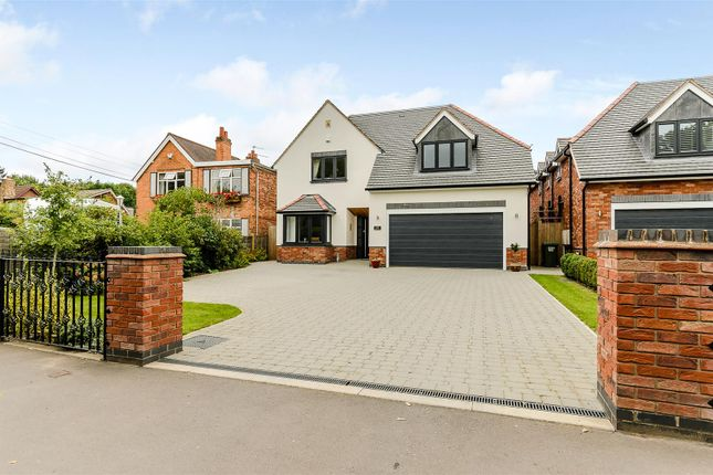 Thumbnail Detached house for sale in Dickens Heath Road, Shirley, Solihull