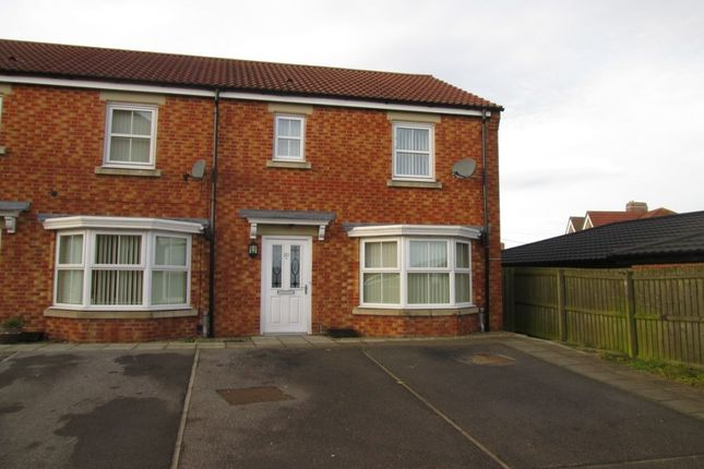 Thumbnail Terraced house to rent in Ash Grove, Consett