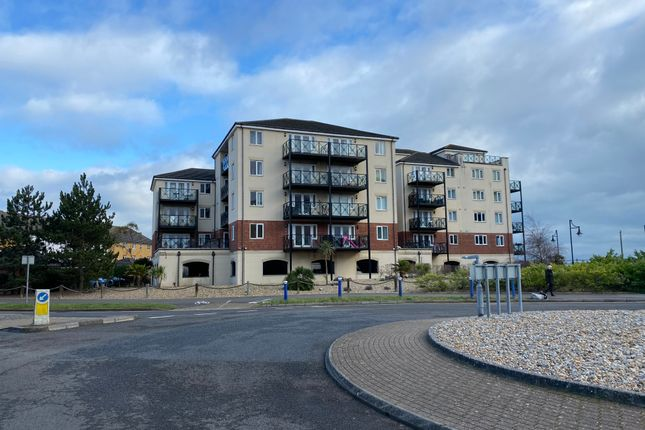 Thumbnail 2 bed flat for sale in Macquarie Quay, Sovereign Harbour, Eastbourne
