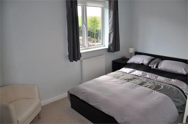 Bedroom Four of Ovington View, Prudhoe, Northumberland. NE42