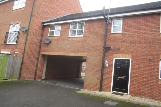 Thumbnail Property for sale in Ursuline Way, Crewe