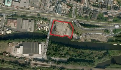 Thumbnail Land to let in The Embankment, Station Lane, Mexborough, Doncaster