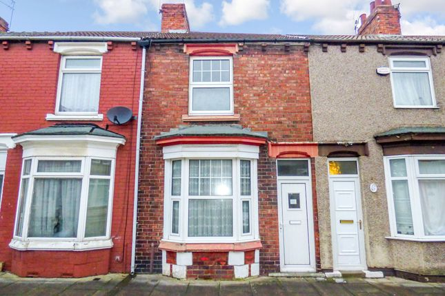 Edward Street, North Ormesby, Middlesbrough TS3