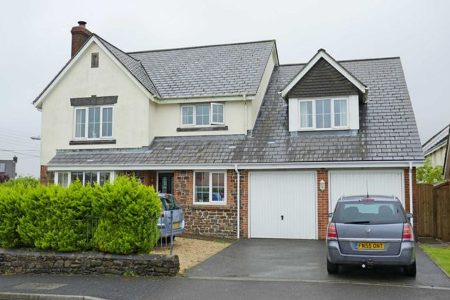 Thumbnail Property for sale in The Willows, Chilsworthy, Holsworthy