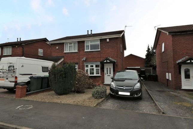 Thumbnail Semi-detached house to rent in Cecil Drive, Tividale, Oldbury