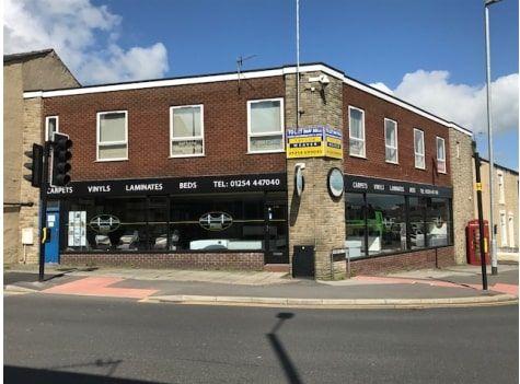 Thumbnail Office for sale in High Street, Rishton, Blackburn