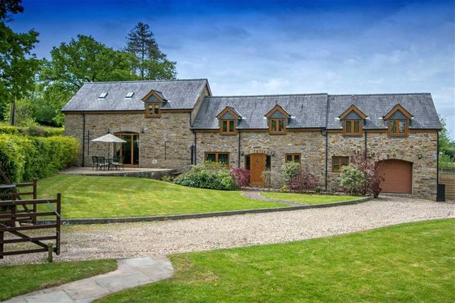 Thumbnail Barn conversion for sale in Drefach, Llanelli