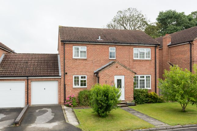 Thumbnail Link-detached house for sale in The Chase, Boroughbridge, York
