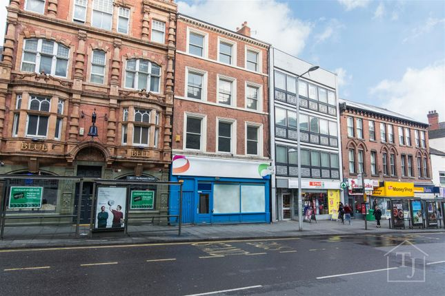 Thumbnail Town house for sale in Upper Parliament Street, Nottingham