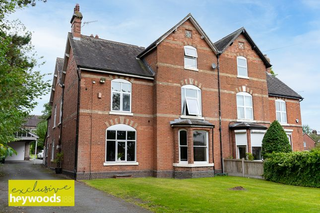 Thumbnail Semi-detached house for sale in Etruria Road, Basford, Newcastle