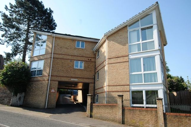 Thumbnail Flat for sale in Woodmill Lane, Southampton