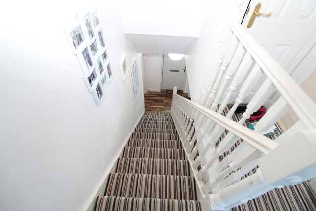 Staircase of Portsoy Place, Ellon AB41