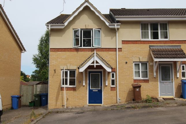 2 bed end terrace house to rent in Neuman Crescent, Bracknell RG12