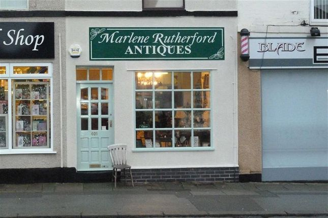 Thumbnail Commercial property for sale in 401, Sheffield Road, Whittington Moor, Chesterfield