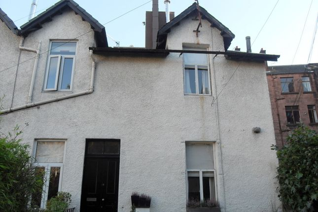 Thumbnail Terraced house to rent in Observatory Lane, Hillhead, Glasgow