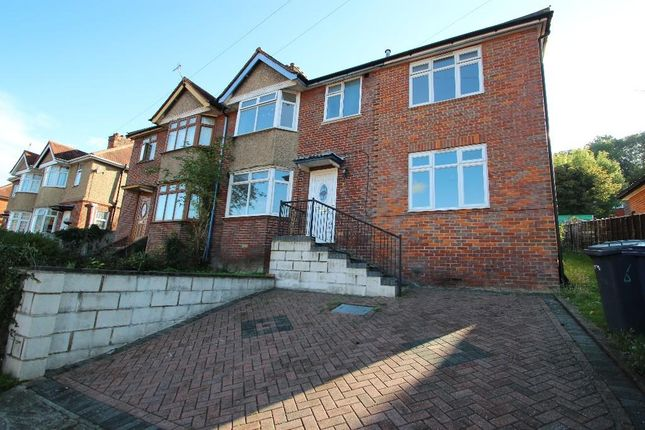 Thumbnail Semi-detached house to rent in Chairborough Road, High Wycombe