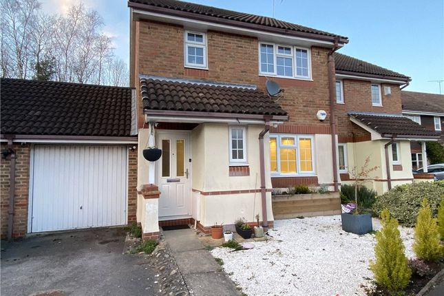 Semi-detached house for sale in Lyndsey Close, Farnborough, Hampshire