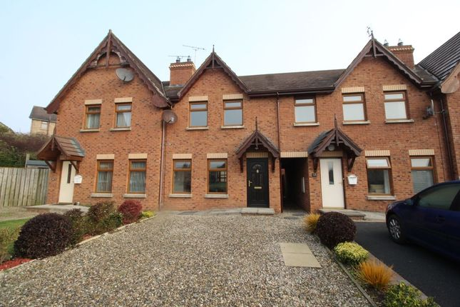 Thumbnail Terraced house to rent in Stonebridge Park, Conlig, Newtownards