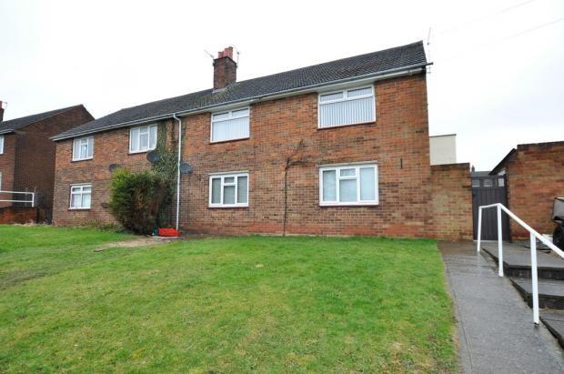 2 bed maisonette to rent in Brackenwood Road, Stapenhill, Burton-On-Trent, Staffordshire DE15