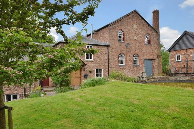 Thumbnail Flat for sale in Pontshill, Ross-On-Wye