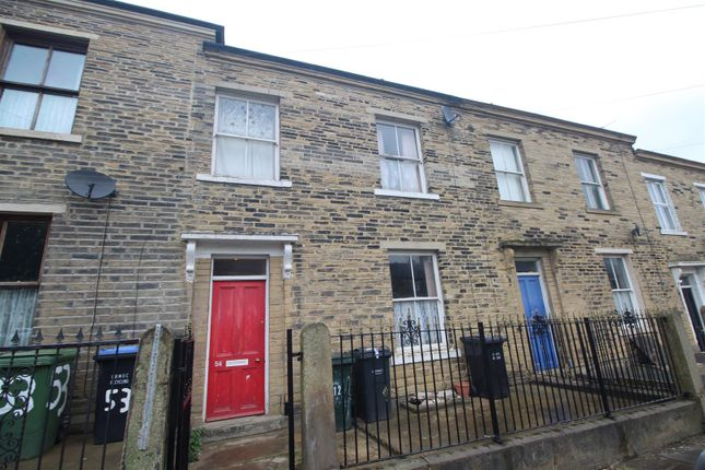 Thumbnail Terraced house for sale in Hanover Square, Bradford