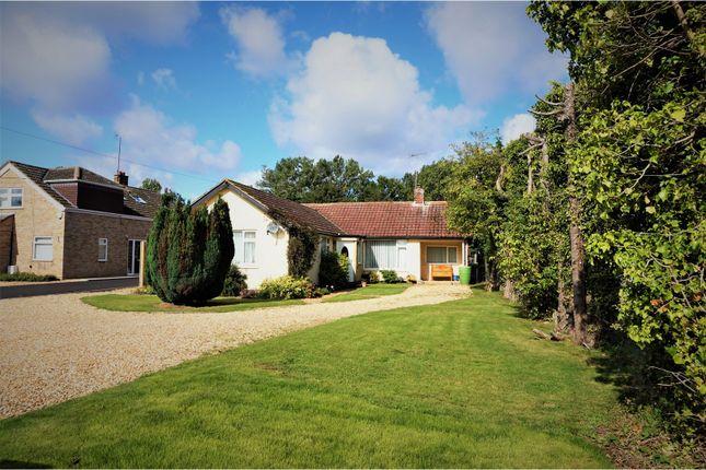 Thumbnail Detached bungalow for sale in Newbury Lane, Silsoe
