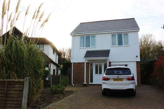 Thumbnail Detached house for sale in Farm Close, Buckhurst Hill